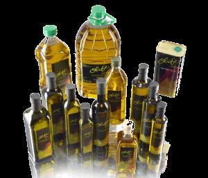 Aceite de oliva virgen extra Olibe: una amplia familia de aceites