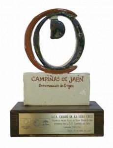 Premio Olibe al mejor aceite de oliva virgen extra