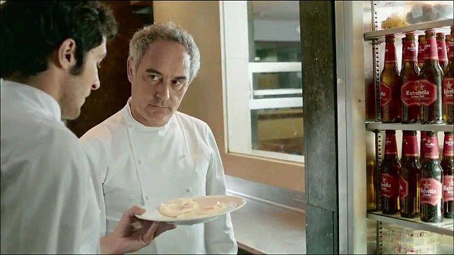 Ferran Adriá y Olibe ad lib