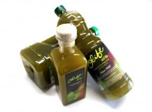 aceite de oliva en rama
