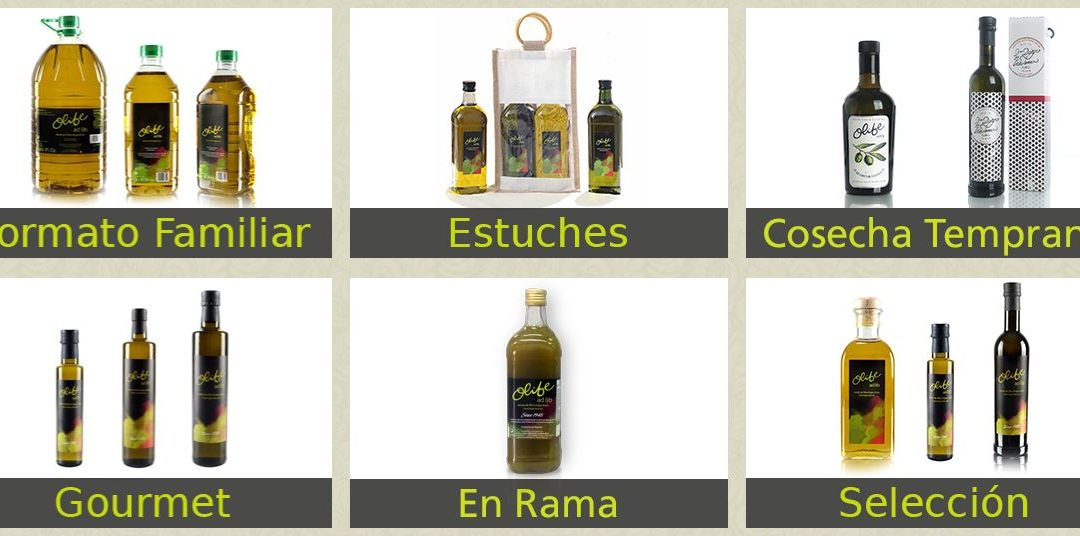 Comprar aceite de oliva. Cómo elegirlo