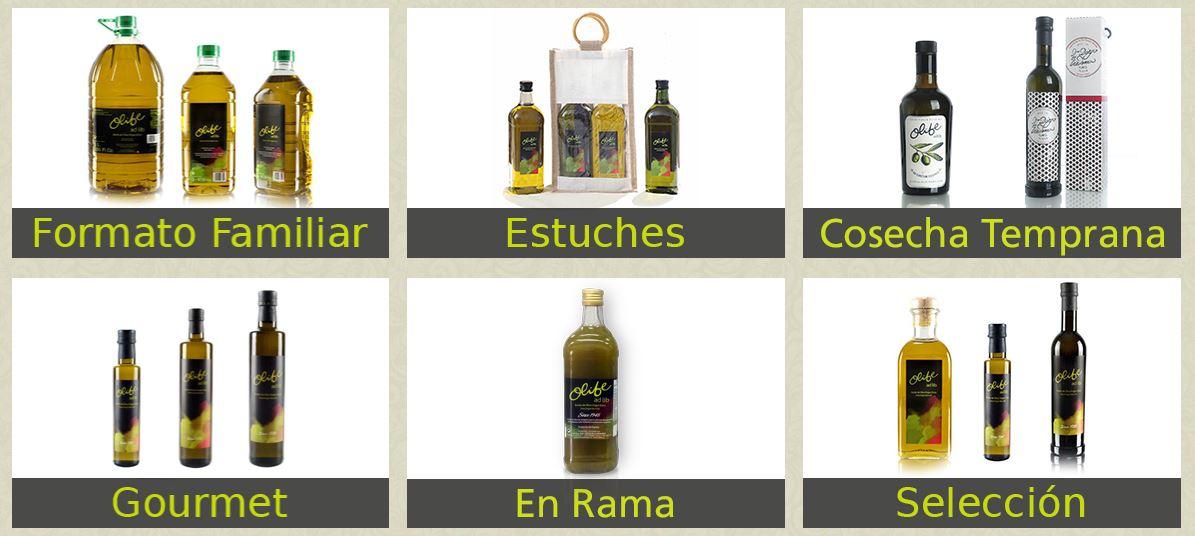 Te ayudamos a comprar aceite de oliva que mejor se adapta a ti
